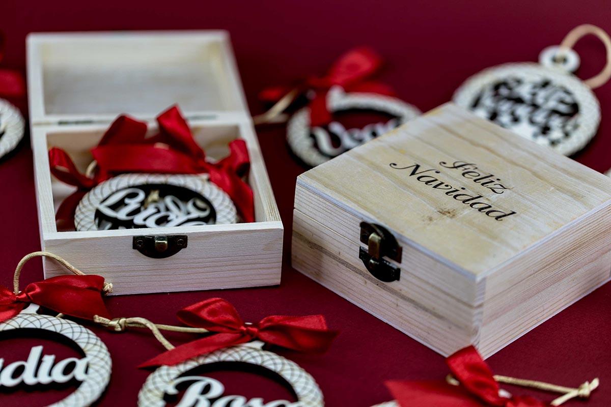 Bolas de Navidad Personalizadas 05