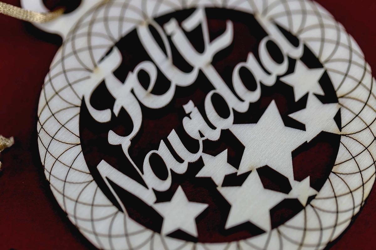 Bolas de Navidad Personalizadas 06